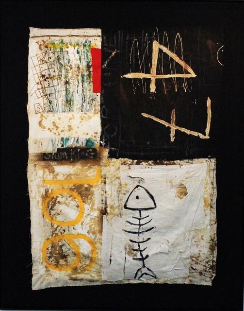 Gideon Appah, 'Old Doorway ', 2017, The Melrose Gallery