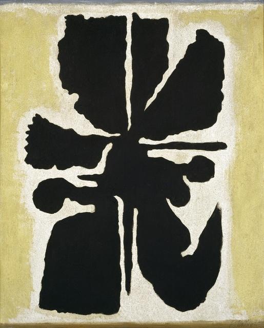 , 'Aru 11,' 1955, Galerie Klaus Gerrit Friese