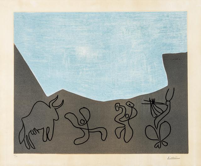 Pablo Picasso, 'Bacchanale', 1959, Martini Studio d'Arte