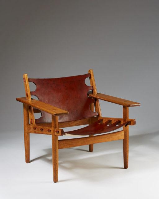 , 'Armchair,' 1960, Modernity