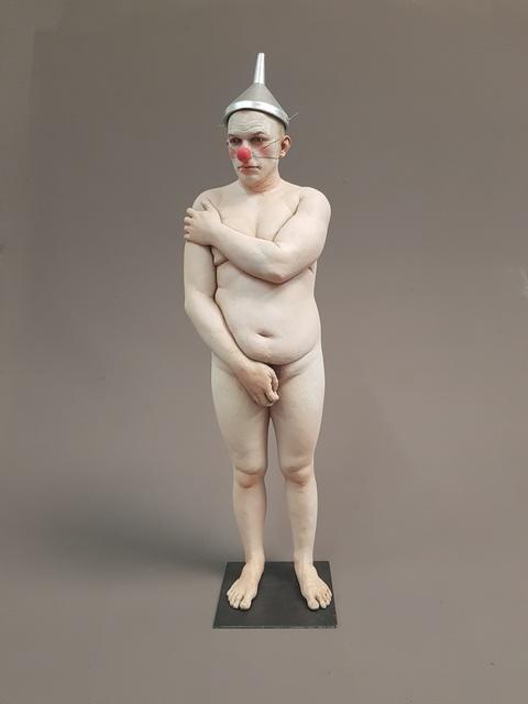 , 'Le Fou,' 2018, 3 Punts Galeria