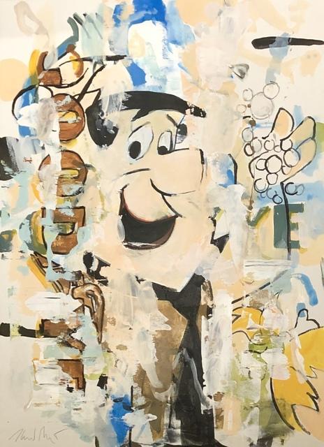 Heiner Meyer, 'Flashback Flintstones', 2013, Aurifer AG
