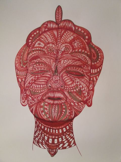 , 'Tribal I ,' 2018, Artflow Galeria