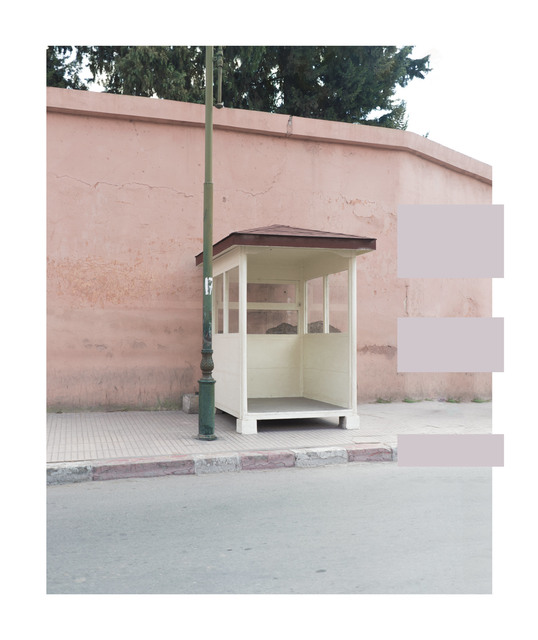 , 'Guard House,' 2018, Hans Alf Gallery