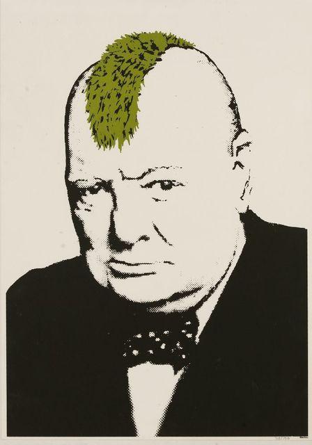 Banksy, 'Turf War', 2003, Sworders