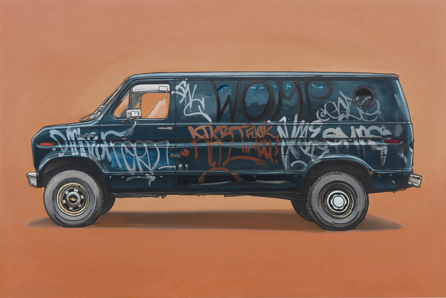 , 'Knickerbocker,' 2012, Jonathan LeVine Projects