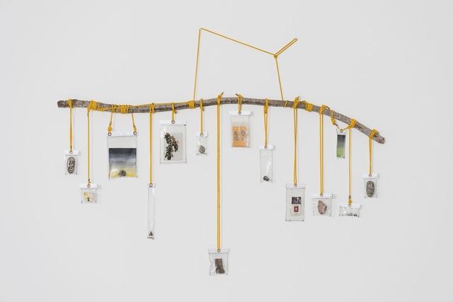 , 'Memory Stick ou Pau de Memória,' 2015, Casa Triângulo