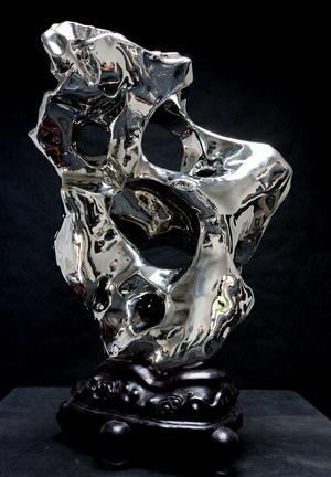 , 'Artificial Rock No. 96,' 2006, Long March Space