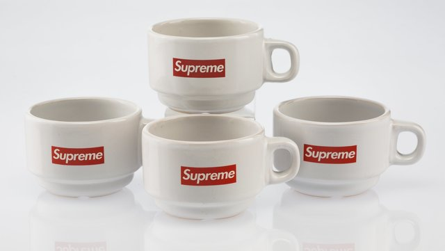 Supreme, 'Espresso Cups (set of four)', 2014, Heritage Auctions