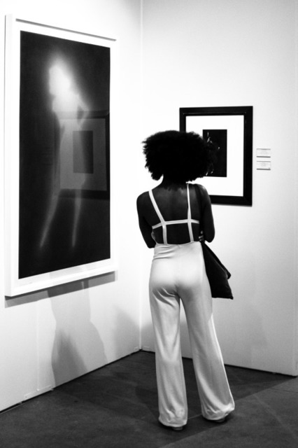 , 'Woman and Art, Chicago,' 2017, Gallery Victor Armendariz