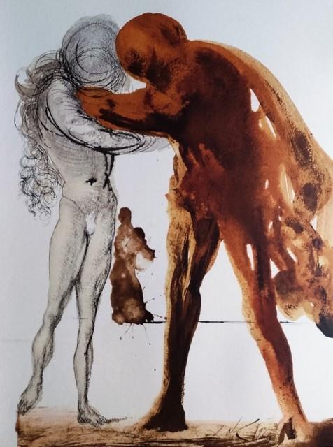 "Salvador Dalí, 'Filius Prodigus - From ""Biblia Sacra"" ', 1964, Wallector"