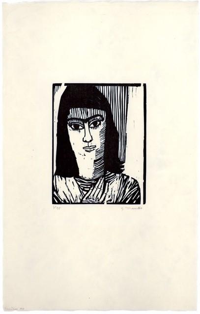 , 'Seraphita,' 1934, Galerie Thomas