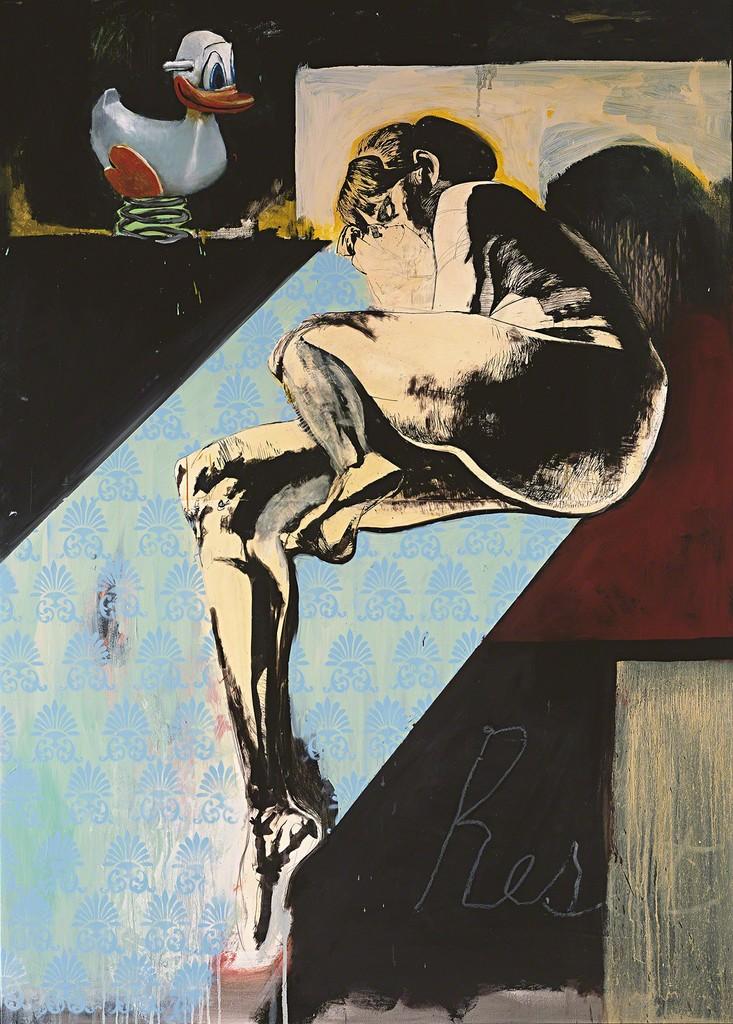Jason Shawn Alexander, 'Reset,' 2014, 101/EXHIBIT