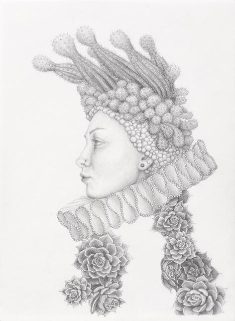 Chikako Okada, 'Infanta Futura', 2019, Andra Norris Gallery
