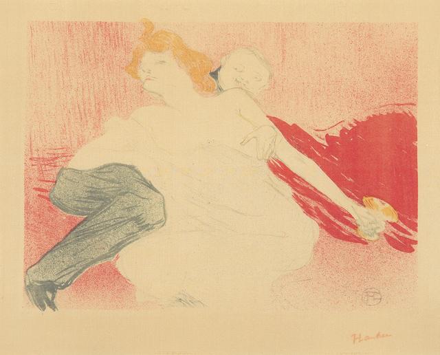 , 'Débauche,' 1896, Rennert's Gallery
