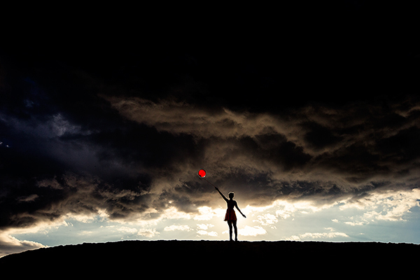 , 'Red Balloon ,' 2015, Imitate Modern