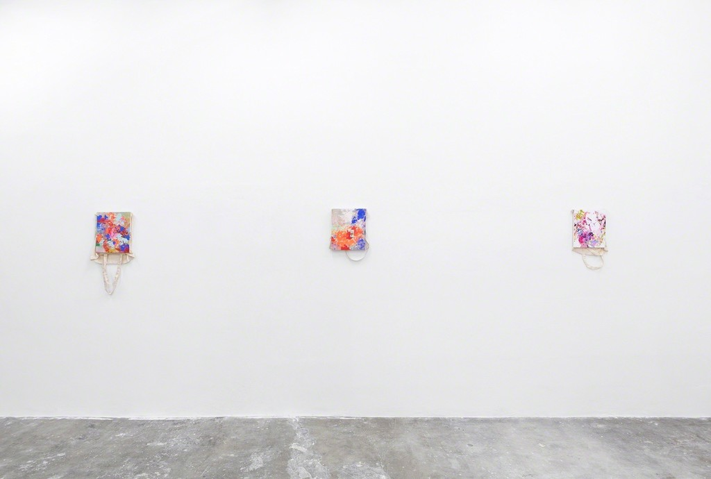 Installation view at Giorgio Galotti