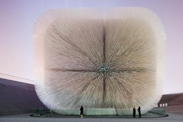 , 'UK Pavilion,' 2007-2010, Nasher Sculpture Center
