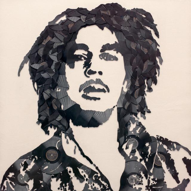 , 'Bob Marley,' 2018, Contessa Gallery