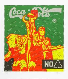 Coca Cola (Green)