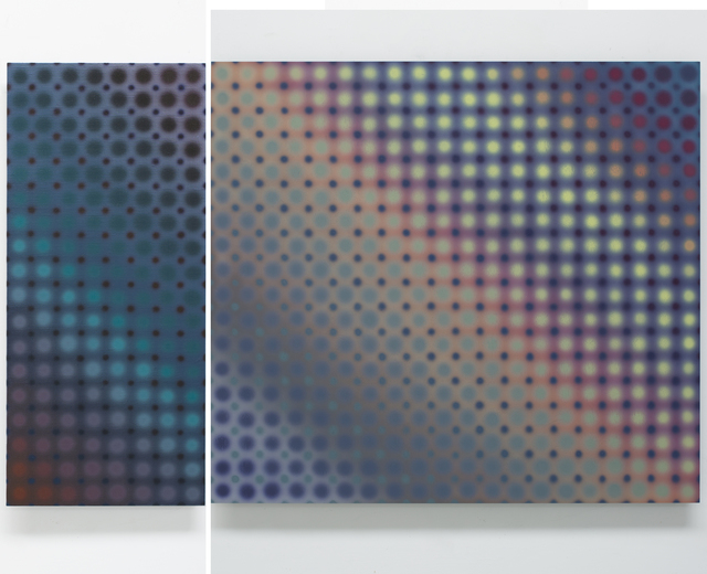 , 'Niche Love 5 and 6,' 2018, New Galerie