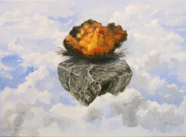 , 'Explosion on Planet,' 2015, Art Vietnam Gallery