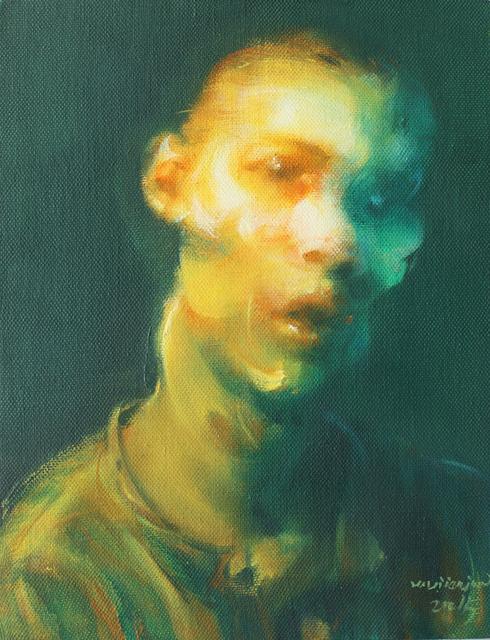 Wu Jianjun, 'Small Portrait No.8', 2015, de Sarthe Gallery