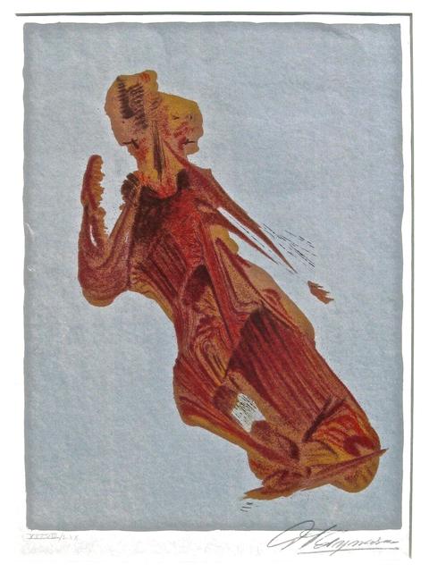 David Alfaro Siqueiros, 'Mujer', 1974, MLA Gallery