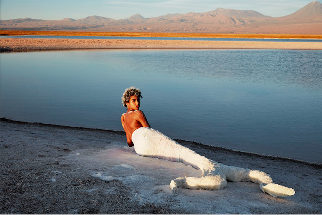 , 'Imaan Hammam, Desert Calm, Tierra Atacama, Vogue,' 2015, Staley-Wise Gallery