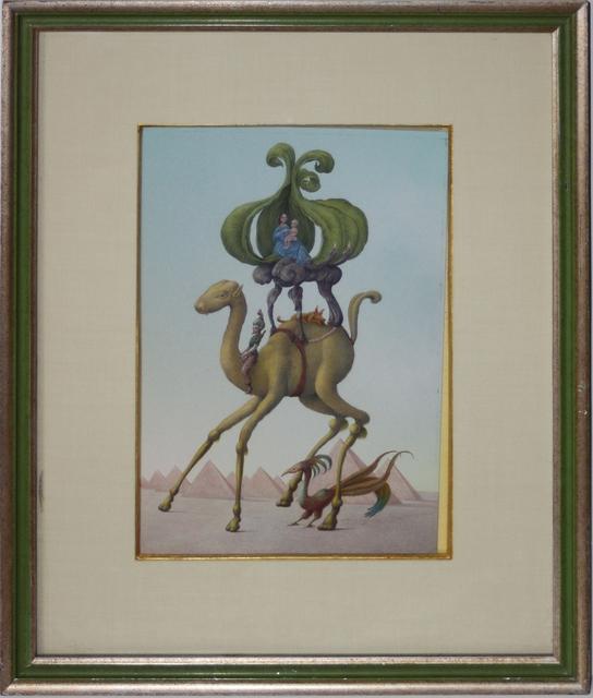 Pierre Lacombe, 'Sci-Fi/Fantasy Illustration', 1985, EastCoastArt