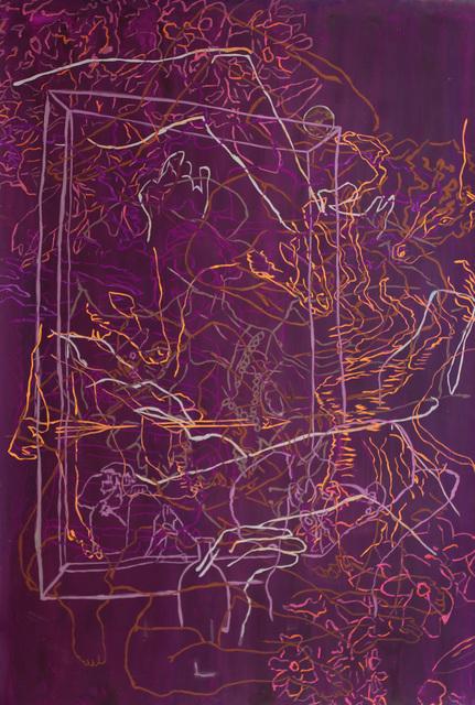 Ranu Mukherjee, 'we are multi-dimensional beings', 2017, Gallery Wendi Norris