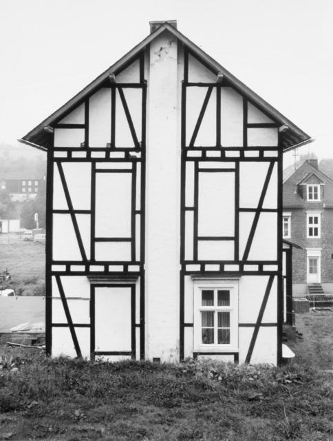 , 'Framework House: Oststraße 16, Freudenberg,' 1971 / printed 2016, Fraenkel Gallery