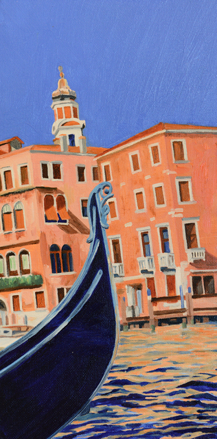 Jim Connelly, 'Grand Canal', Copley Society of Art