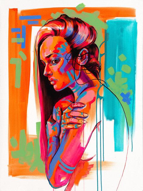 , 'Jo,' 2018, Art Attack SF