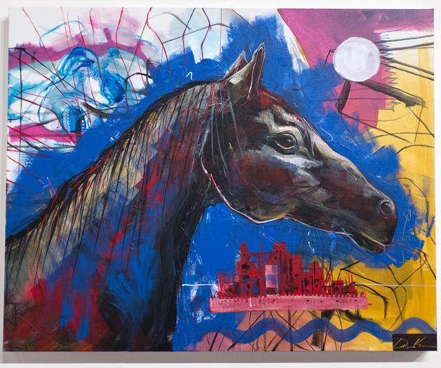 , 'Horse,' 2018, ANNO DOMINI