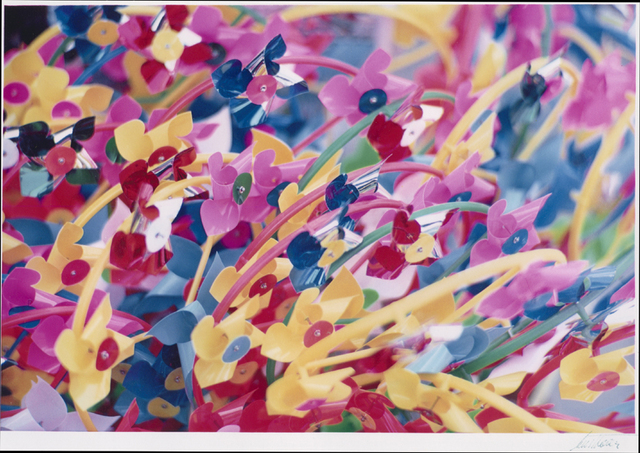 , 'Pinwheels,' 1985, Be-hold