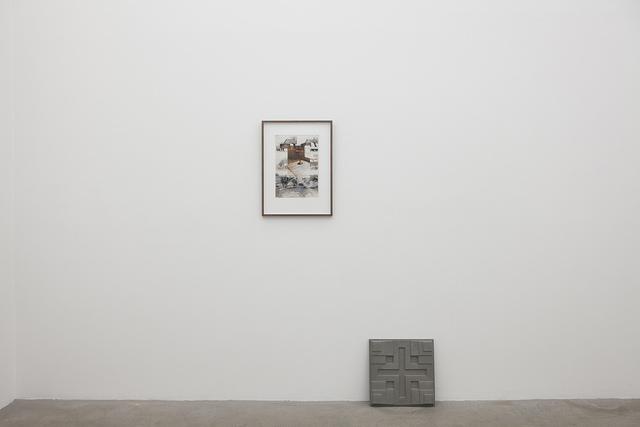 , 'Tremor (Block),' 2016, ANNAELLEGALLERY