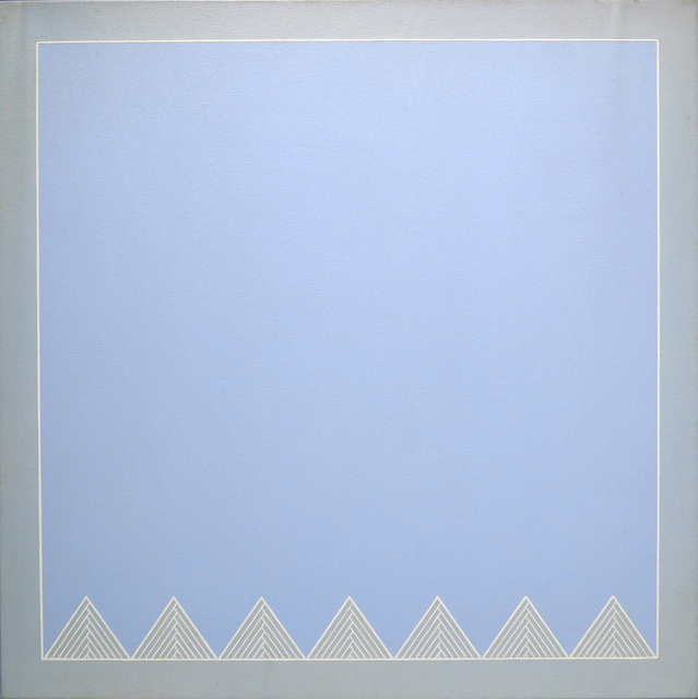 , 'Aegean # 14,' 1978, Herringer Kiss Gallery