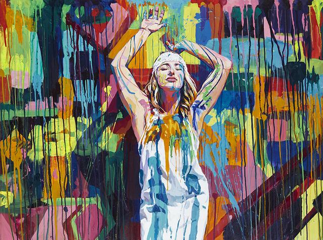 , 'Rain Dance,' 2015, RJD Gallery