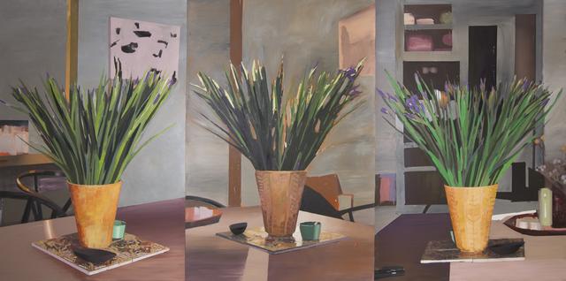 , 'Still Life with Uranium Glazed Kähler Vase,' 2017, Hans Alf Gallery