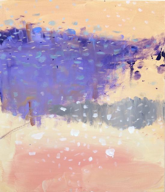 , 'Shakotan Purple,' 2015, CLEAR EDITION & GALLERY