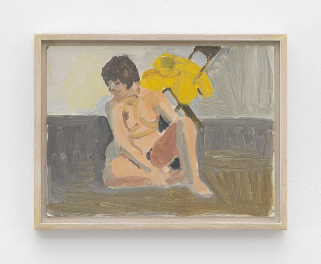 , 'Untitled [seated nude],' , Betty Cuningham