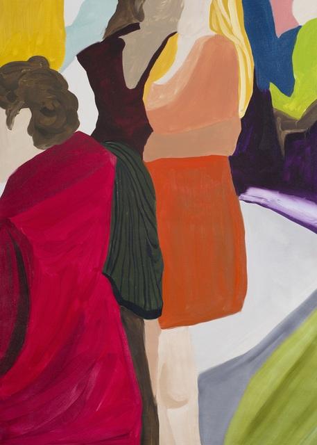 , 'Untitled (Der Luemmelnde),' 2016, OSME Gallery