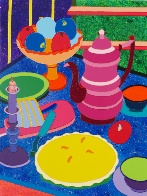 Sabina Forbes II, 'Kitchen Fruit', 2014, Woodward Gallery