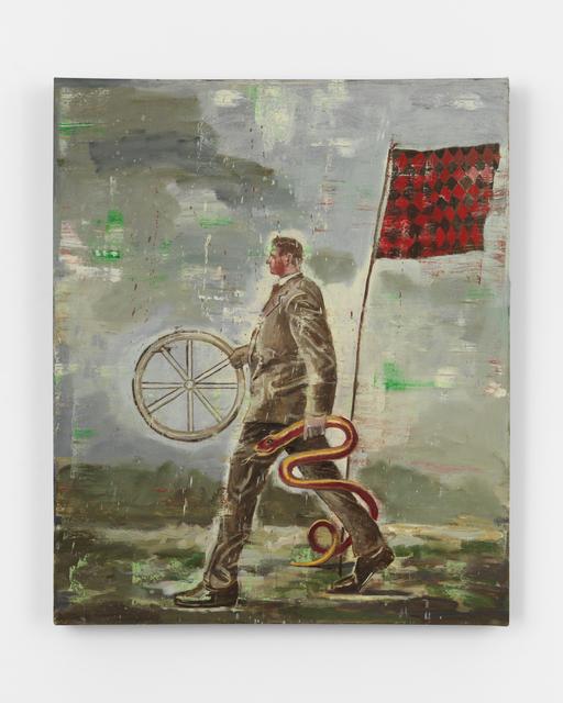 , 'Divine Move,' 2014, Barakat Contemporary
