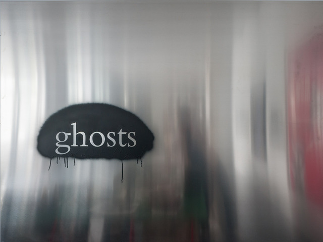 , 'ghosts,' 2013, Gagosian
