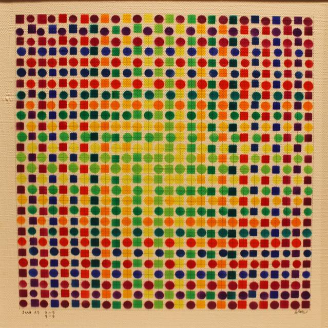 , 'Serie 29 9/9 - 9/9,' 1971, Imaginart Gallery