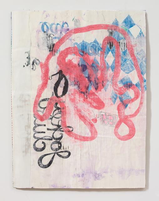 , 'Jockey Club,' 2017, Berggruen Gallery