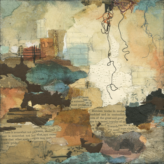 , 'Pulling Strings,' 2015-2018, Stremmel Gallery