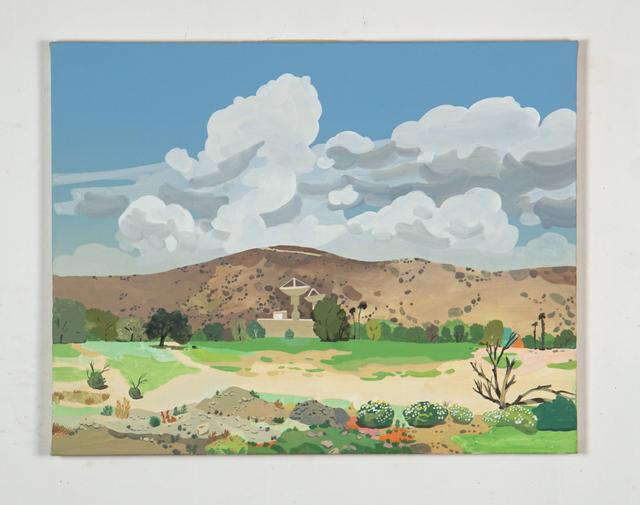 , 'Untitled California Landscape 2,' 2017, ltd los angeles